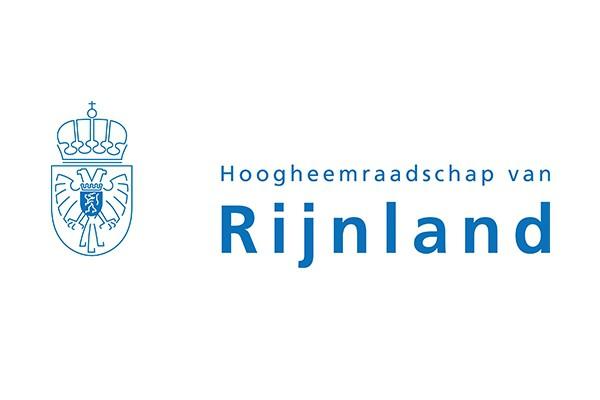 Logo Hoogheemraadschap van Rijnland