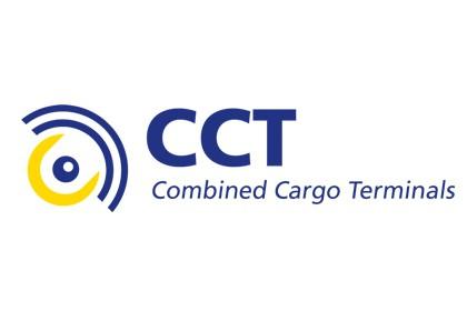 Logo Combined Cargo Terminals (CCT)