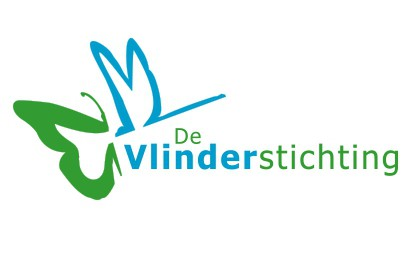 Logo De Vlinderstichting