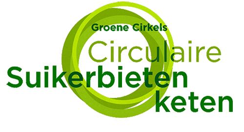 Logo Groene Cirkels Circulaire Suikerbietenketen