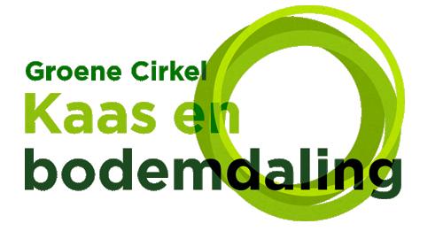 Logo Groene Cirkel Kaas en Bodemdaling