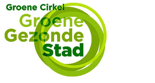 Logo Groene Cirkel Groene Gezonde Stad